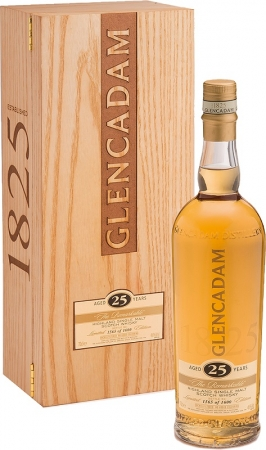 "Glencadam Whisky ""The Remarkable"" 25 y.o. Limited Edition"