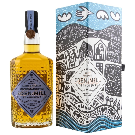 Eden Mill Whisky 2019 Limited Release