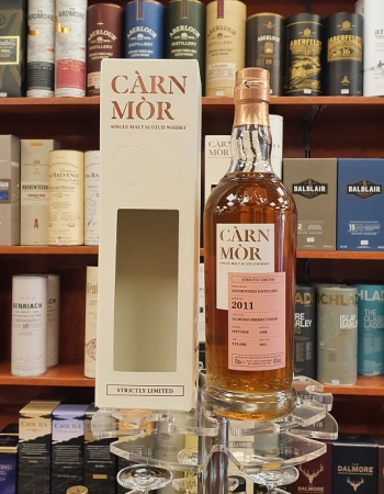 Càrn Mòr Whisky Glenrothes 9 y.o. Strictly Limited Edition