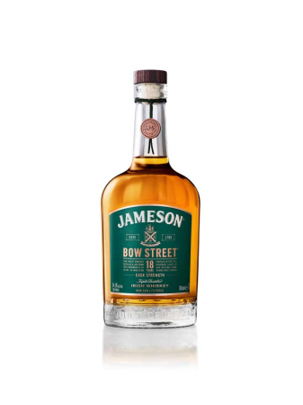 Jameson Whiskey Bow Street 18 y.o. Cask Strength