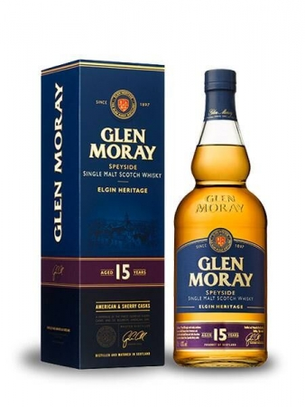 Glen Moray Whisky 15 y.o.