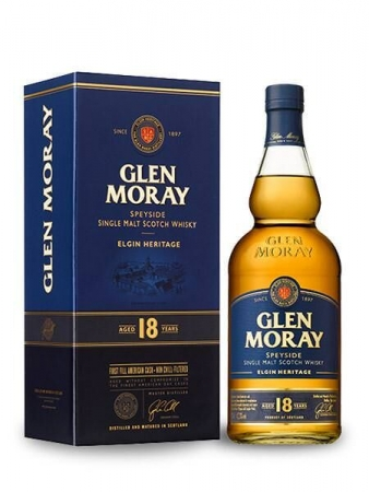 Glen Moray Whisky 18 y.o.