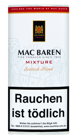 Mac Baren Pfeifentabak Mixture 50g