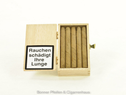 Bonner Pfeifen- & Cigarrenhaus Cigarillos (small cigars) Pipe Tobacco