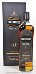 Bushmills Whiskey 21 y.o.