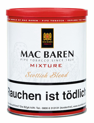 Mac-Baren Pfeifentabak Scottish Mixture