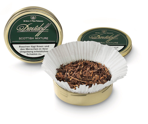Davidoff Pfeifentabak Scottish Mixture